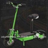 Motorino piegato elettrico verde potente con 01 - motore senza spazzola di 60V 2000watt