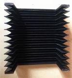 Черная ПВХ гибкий аккордеон сильфона Защитная крышка для станка ПРИНАДЛЕЖНОСТИ
