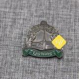 Vente à chaud de haute qualité à bas prix broche ID Badge en métal