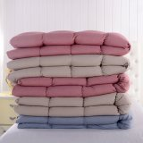 60s Raso-Come la trapunta/Duvet/Comforter della piuma di stampa 90%Goose Down+10%Goose del tessuto di cotone