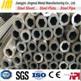 Baustahl-spezielles Kapitel-Stahlgefäß-Rohre