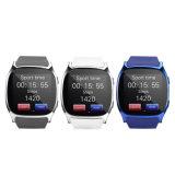 T8 Bluetooth Reloj inteligente con ranura para tarjeta SIM 0.3 MP Cámara
