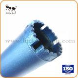 M22/filetage M14 peu Ant Foret de base de diamant pour renforcé, plancher, parois, etc.