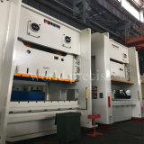Jw36 500 Ton Hidráulica bucha de aço carbono da estrutura H e perfuração máquina dobradeira