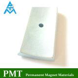 N35h Lichtbogen NdFeB Magnet mit NeodymPraseodymiumdysprosium-magnetischem Material