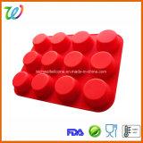Carter approuvé par le FDA en gros de dessus de pain de gâteau de silicones d'usine