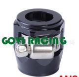 04 de Koeler van de Olie van de Adapter van het Aluminium van de Afwerker van de Slang van 08 Staaf