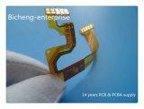 A imersão de poliimida FPC 4 camadas ouro placa PCB flexível