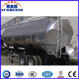 De Korrel van het graan/van de Tarwe/Semi Aanhangwagen van de Vrachtwagen van het Poeder de Tippende met Certificaten Coc