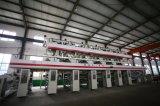 Diez de la máquina de impresión huecograbado Color