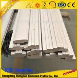 Staaf van het Aluminium van China de Leverancier Aangepaste 6063t5 Geanodiseerde Stevige Vlakke