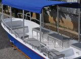 Barca della squadra del crogiolo di Panga del passeggero di Liya 19feet Cina da vendere