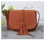 Messenger Bag PU Leather女性ショルダー・バッグの女性のCrossbody袋の毎日袋(WDL0949)