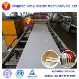 Пластиковый ПВХ WPC земной коры системной платы из пеноматериала экструзии машины для мебели/Реклама на щитах