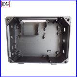 알루미늄 주문을 받아서 만들어진 기계 장비 연결관 부속은 주물을 정지한다