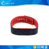 試供品13.56MHz RFIDのプログラム可能なリスト・ストラップ