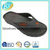 Sandálias ocasionais da praia da forma dos falhanços da aleta de EVA dos homens internas & deslizadores ao ar livre