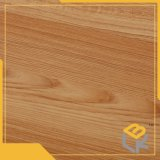 Печать зерна из тикового дерева декоративной бумаги для мебели, двери или шкаф с Английского на заводе