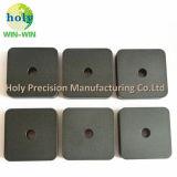 OEM van de Douane van Zhongshan maalde de Mechanische Delen Geanodiseerde Plaat CNC van het Aluminium