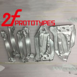 Fraisage CNC 5 axes Service automatique de l'usinage de pièces AL Custoized Prototypage rapide de pièces de métal OEM