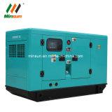 50квт электрической Silent Weifang Рикардо мощность генератора дизельного двигателя