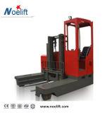 hohe anhebende elektrische multi gerichtete seitliche Ladevorrichtung der Kapazitäts-2500kg