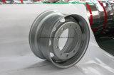 колесо тележки высокого качества 22.5X11.75 стальное, оправа колеса тележки стальная, колесо тяжелой тележки безламповое
