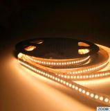 240 LEDs de alta densidade em uma faixa CRI 90 SMD LED2216 Luz de faixa