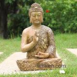 2017 최신 판매 정원 훈장 Buddha 동상