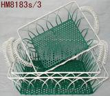 Le métal Fruitage Panier (HM8183S/3)