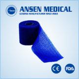 水によってはポリウレタン樹脂の合成物質の鋳造物テープ防水ガラス繊維の鋳造テープが作動した