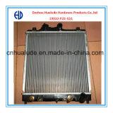 Radiatore di saldatura dell'automobile brasato alluminio di alta qualità per Honda Civic