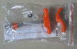 Zjkr hohe Qualityplastic StahlTpx bunte Spritze