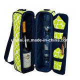 De Zak van de Wijn van Champagne voor Gift met de Schouderriemen van de Houder van de Kop