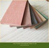 Le bois Composite Decking avec revêtement de sol en plastique étanche