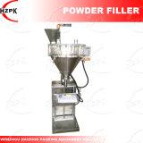 Polvo Semi-Auto/máquina de llenado de Podwer de llenado con el equilibrio