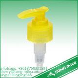 28/410 Right-Left preta de plástico PP da bomba de bloqueio para a nata