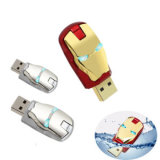 Movimentação fresca USB2.0 Pendrive do flash do USB do metal do Ferro-Homem do OEM