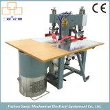 기계장치를 돋을새김하는 고주파 용접 PVC 로고 또는 상표