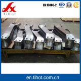 CNC não padronizado da boa qualidade do OEM que faz à máquina após a moldação