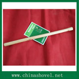 Manche en bois de bonne qualité pour l'outil à main Hoe pioche