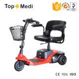 De gehandicapte Autopedden van de Mobiliteit van de Apparatuur Volwassen Elektrische 3 Wiel Gehandicapte