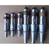 Saldatore di plastica ultrasonico di alto potere 15kHz 4200W