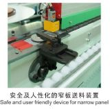 Eckzutat-Funktions-volle automatische Rand-Banderoliermaschine