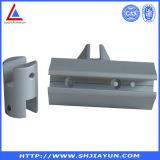 6063 T5 de Zilveren Geanodiseerde Uitdrijving van het Aluminium