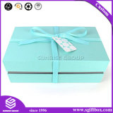 Коробка подарка Наградн-Степени шикарная бумажная для упаковывать одежды младенца