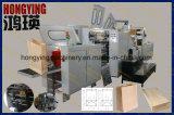 Sacco di carta dell'alto di Effiencey Hongying alimento di marca che fa macchina, sacco di carta che fa macchinario