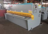 Maquinaria de corte QC12k do metal de folha da placa