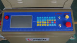 円のソックスの編む機械