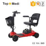 Vespa Handicapped opcional importada Taiwán de la movilidad de la potencia de la batería del cargador 102